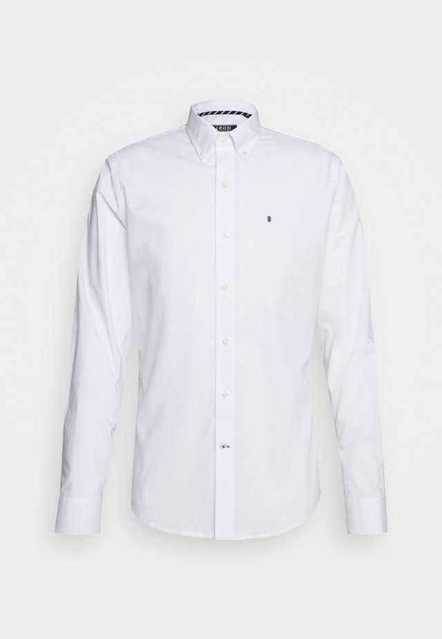 POPLIN SOLID - Businesshemd - bright white