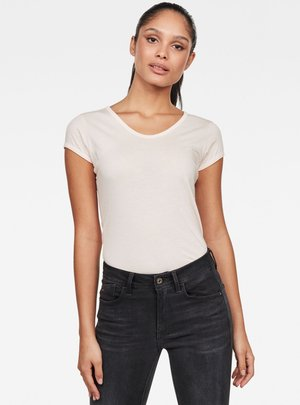 CORE EYBEN SLIM - Basic T-shirt - blossom