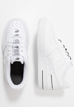 FORCE 1 - Trainers - white/black