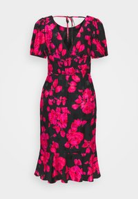 Milly - KATIA ROSE ON DRESS - Day dress - black/red - 7