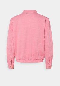Polo Ralph Lauren - MONTAUK - Džínová bunda - ribbon pink - 8