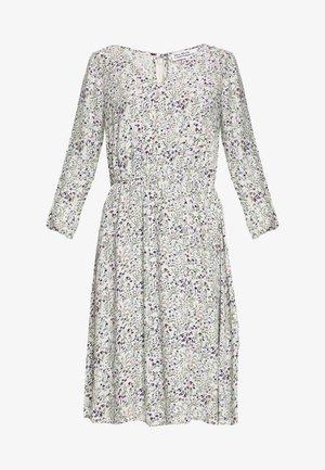 VMVILMA DRESS - Kjole - birch/flower print