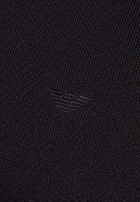 Emporio Armani - Maglione - nero - 4