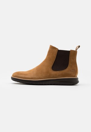 UNION CHELSEA - Classic ankle boots - chestnut