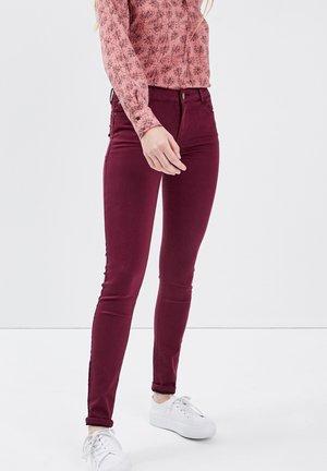 BONOBO  - Jeans Skinny Fit - prune
