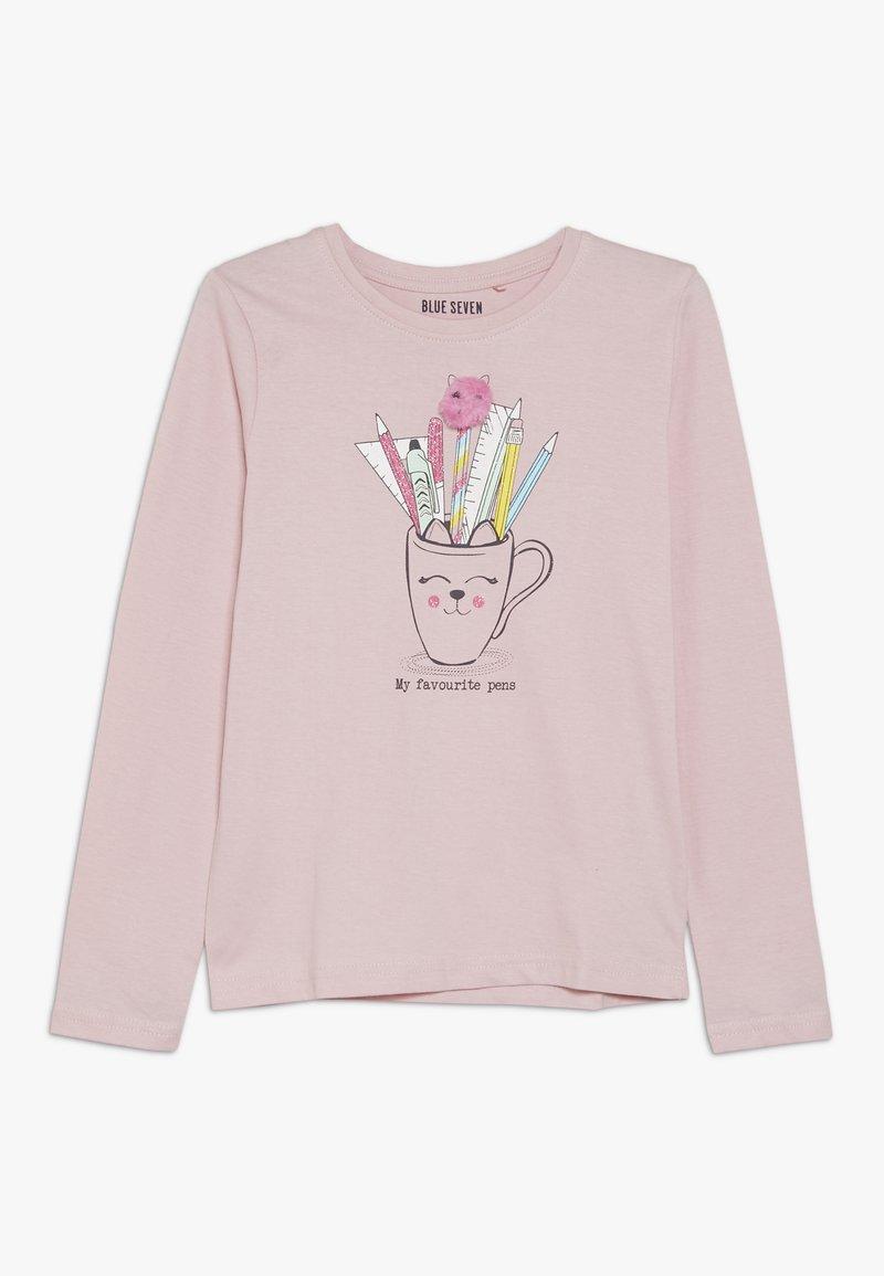 Blue Seven - Långärmad tröja - rosa