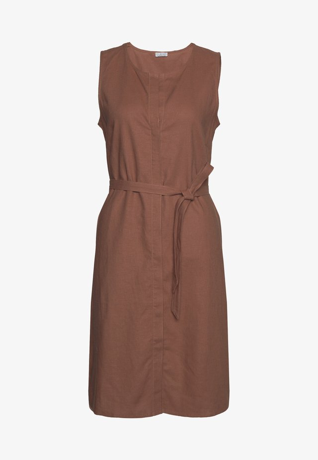 DRESS - Vestido camisero - tuscany