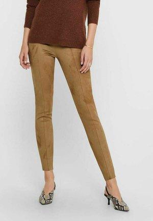 ONYARYA - Leggings - Trousers - toasted coconut