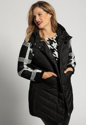 SANS MANCHES 7505 - Waistcoat - noir