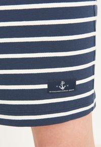 Sea Ranch - Pencil skirt - navy pearl breton - 4