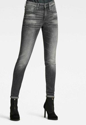 LHANA SKINNY - Jeans Skinny Fit - vintage basalt
