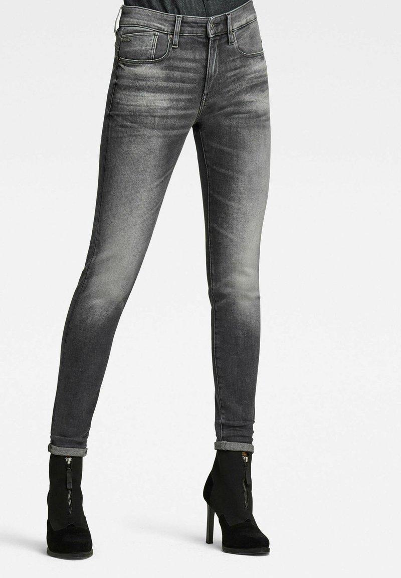 G-Star - LHANA SKINNY - Jeans Skinny Fit - vintage basalt