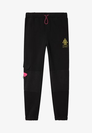 WM 66 SUPPLY SWEATPANT - Broek - black