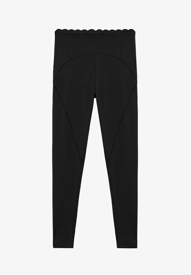 LOU - Collants - schwarz