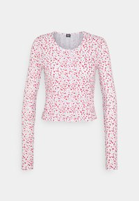 BDG Urban Outfitters - DITSY CARDIGAN - Gilet - white - 0