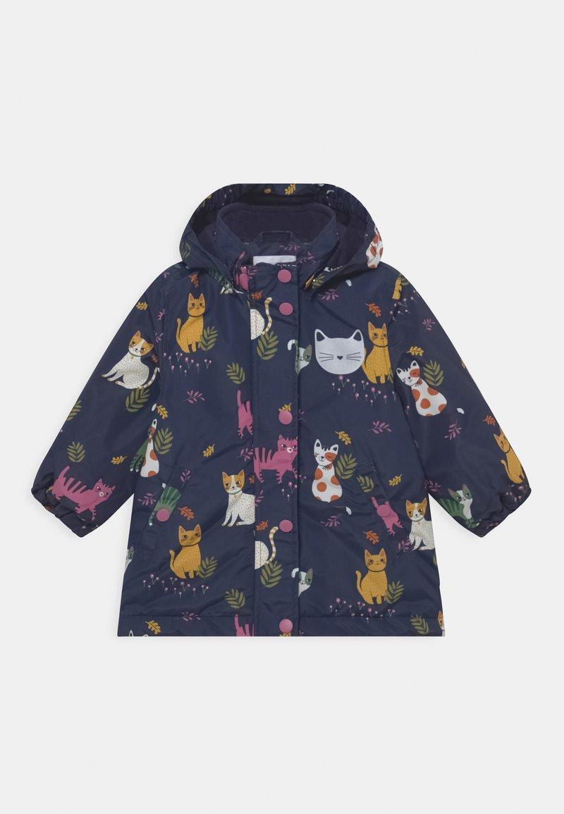 Lindex - MINI UNISEX - Winter jacket - navy