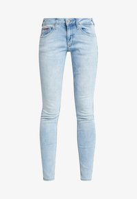 Tommy Jeans - LOW RISE SOPHIE  - Jeans Skinny Fit - hawaii light blue - 4
