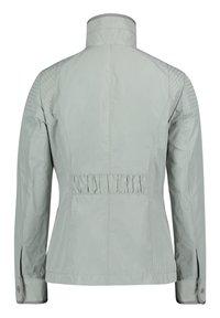 Gil Bret - MIT STEHKRAGEN - Summer jacket - quarry - 4