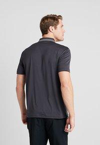Calvin Klein Golf - HARLEM TECH  - Sports shirt - charcoal marl - 2