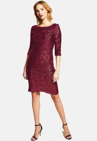 HotSquash - Cocktail dress / Party dress - dark red - 0