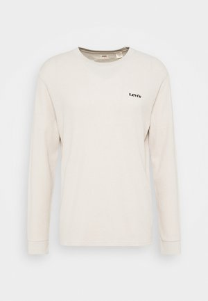 HEAVYWEIGHT UNISEX - T-shirt à manches longues - neutrals