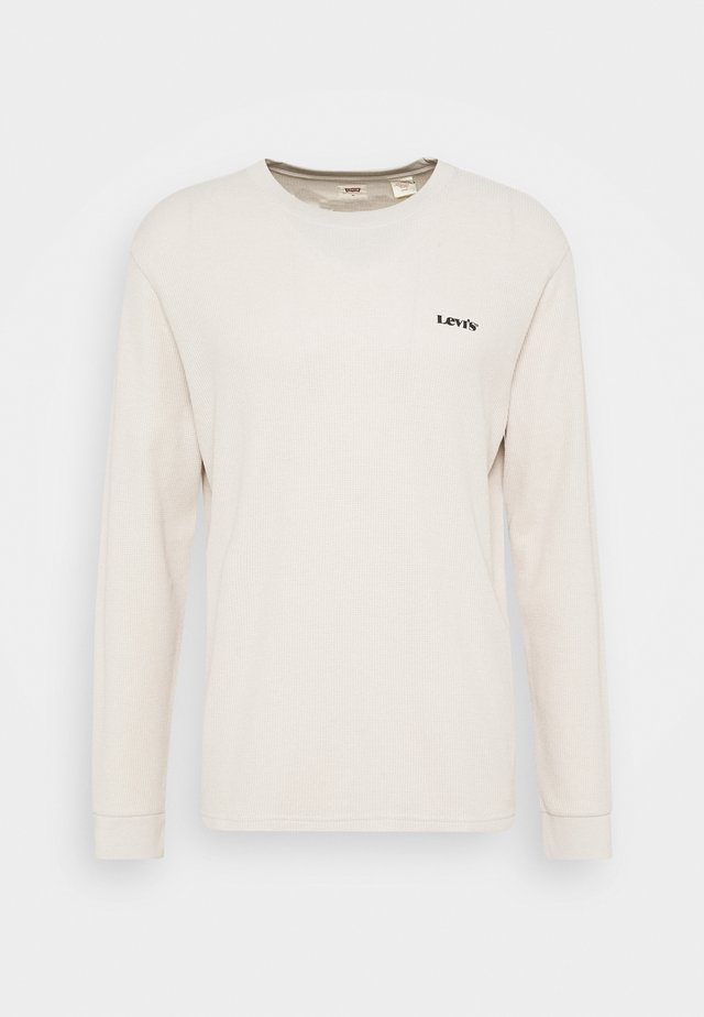 HEAVYWEIGHT UNISEX - Long sleeved top - neutrals