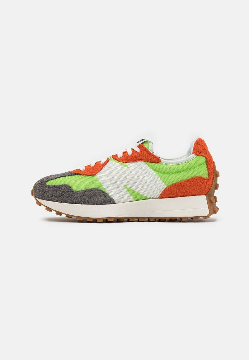New Balance - MS327 UNISEX - Sneakers - energy lime