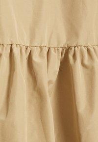 WEEKEND MaxMara - OMBRINA - Day dress - kamel - 7