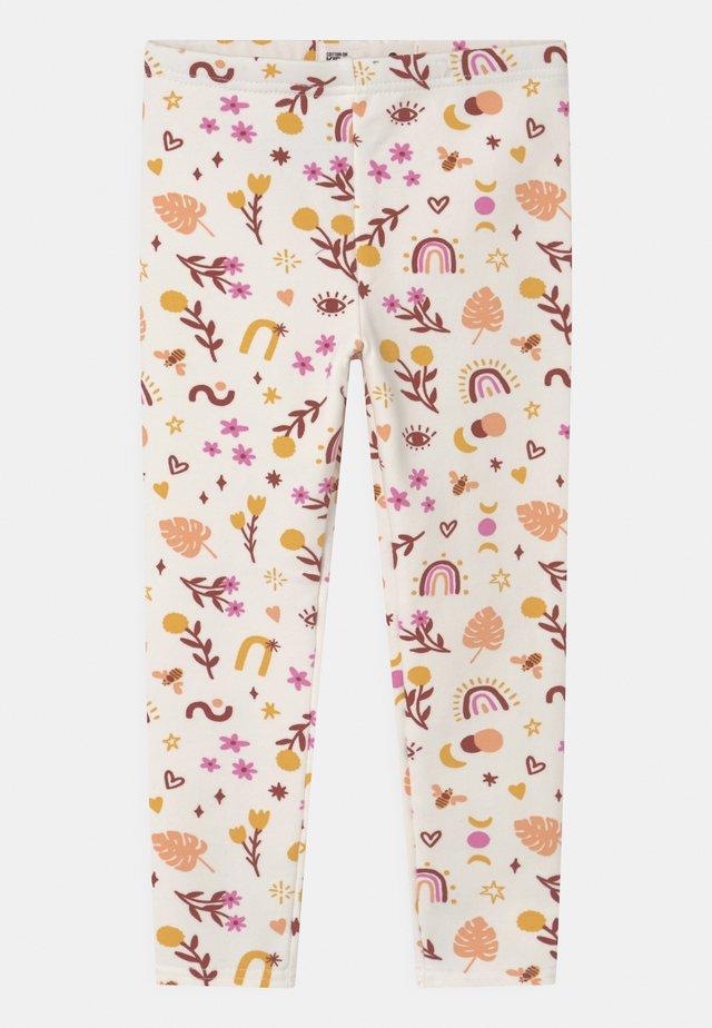 Teplákové kalhoty - vanilla