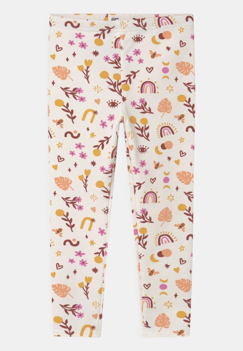 Cotton On - Teplákové kalhoty - vanilla
