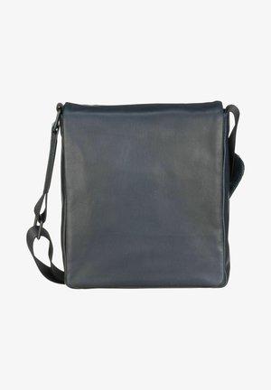 DEN HAAG - Across body bag - blau