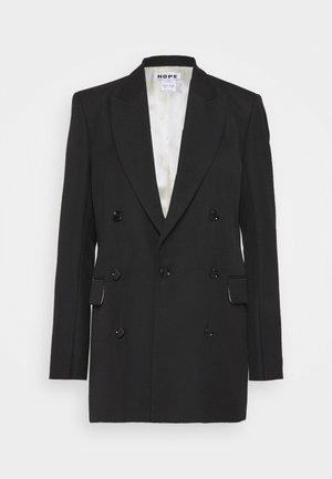NITE - Short coat - black