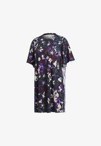 adidas Originals - BELLISTA SPORTS INSPIRED LOOSE DRESS - Sukienka z dżerseju - multicolor - 9