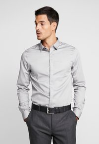 Armani Exchange - Formal shirt - grey - 0