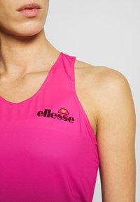 Ellesse - SACILE - Top - pink/black - 5