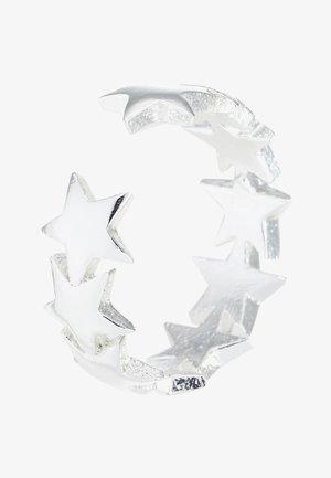 STAR STATION EAR CUFF - Øredobber - silver-coloured