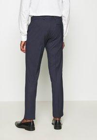 Isaac Dewhirst - TEXTURED TUX - Costume - dark blue - 5