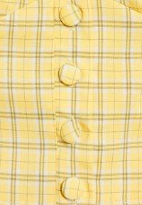 Fashion Union - VELINO - Camicetta - yellow - 2