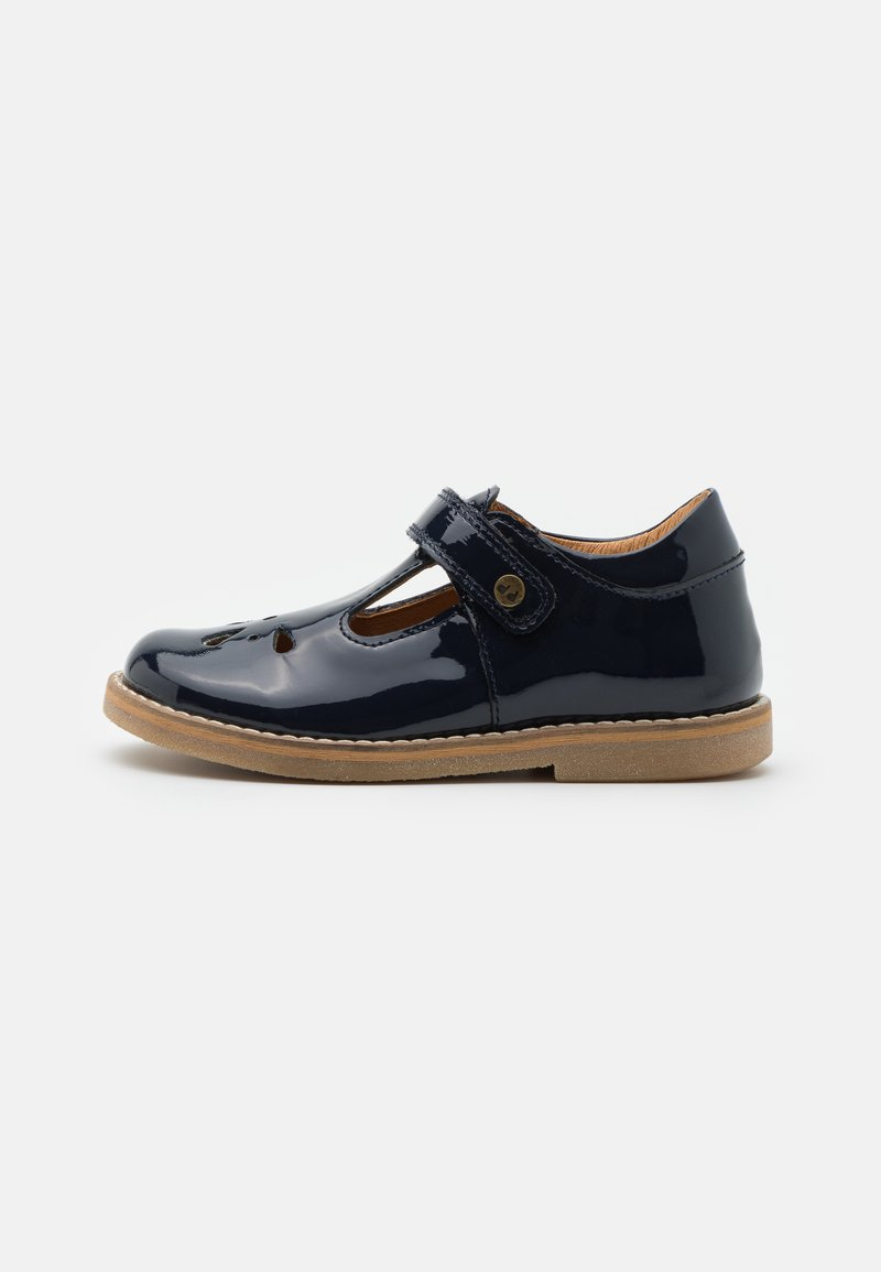 Froddo - EVIA T-BAR - Ankle strap ballet pumps - blue