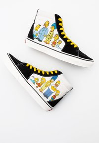 Vans - SK8 UNISEX  - Sneakers alte - multicolor - 5