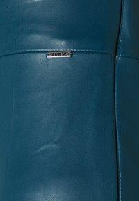 Guess - PRISCILLA  - Leggings - Trousers - blue opal - 2