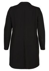 Zizzi - Classic coat - black - 1