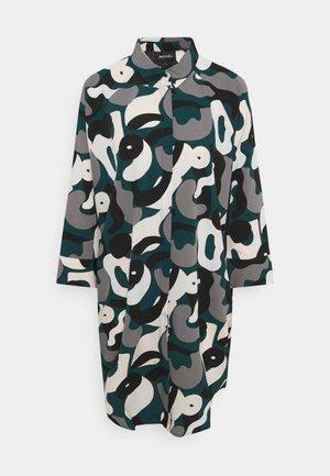 MOA RAGLAN SHIRTDRESS - Skjortekjole - multicolor