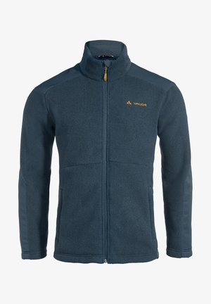TORRIDON JACKET III - Fleece jacket - steelblue