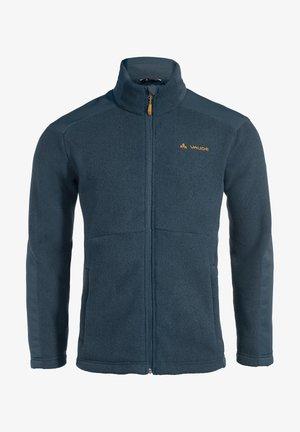 TORRIDON JACKET III - Fleece jacket - steelblue