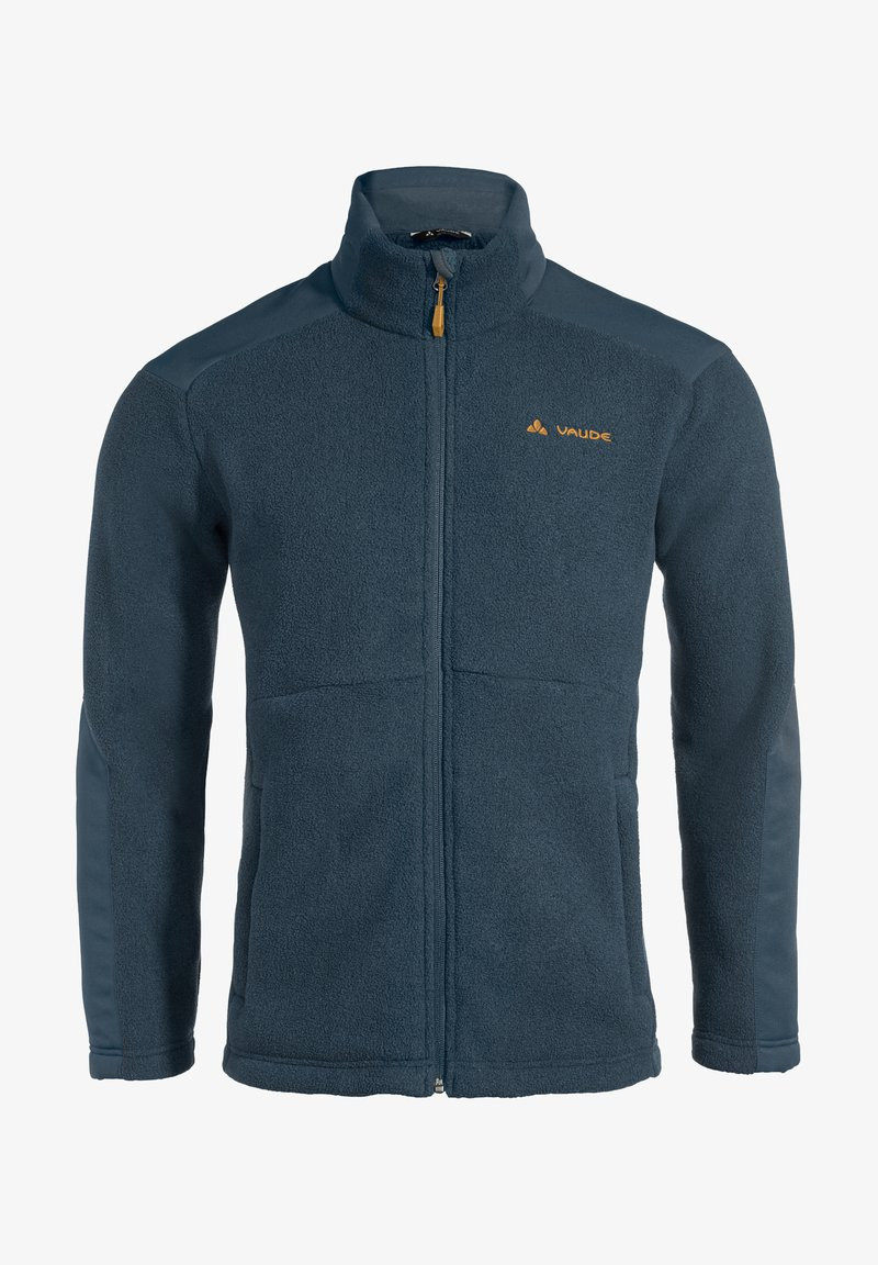 Vaude - TORRIDON JACKET III - Fleece jacket - steelblue
