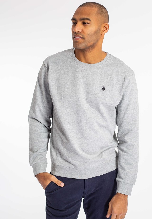 ADLER - Sweatshirt - grey melange