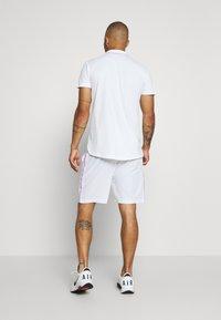 Björn Borg - TABER SHORTS - Sports shorts - brilliant white - 2