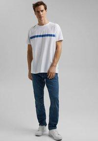 edc by Esprit - Print T-shirt - white - 1
