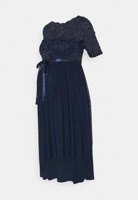 MAMALICIOUS - MLMIVANA DRESS - Cocktail dress / Party dress - navy blazer - 0